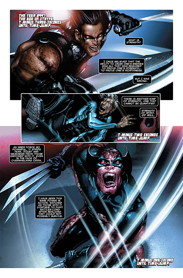 click for super-sized previews of X-Force (2008-2012) #16