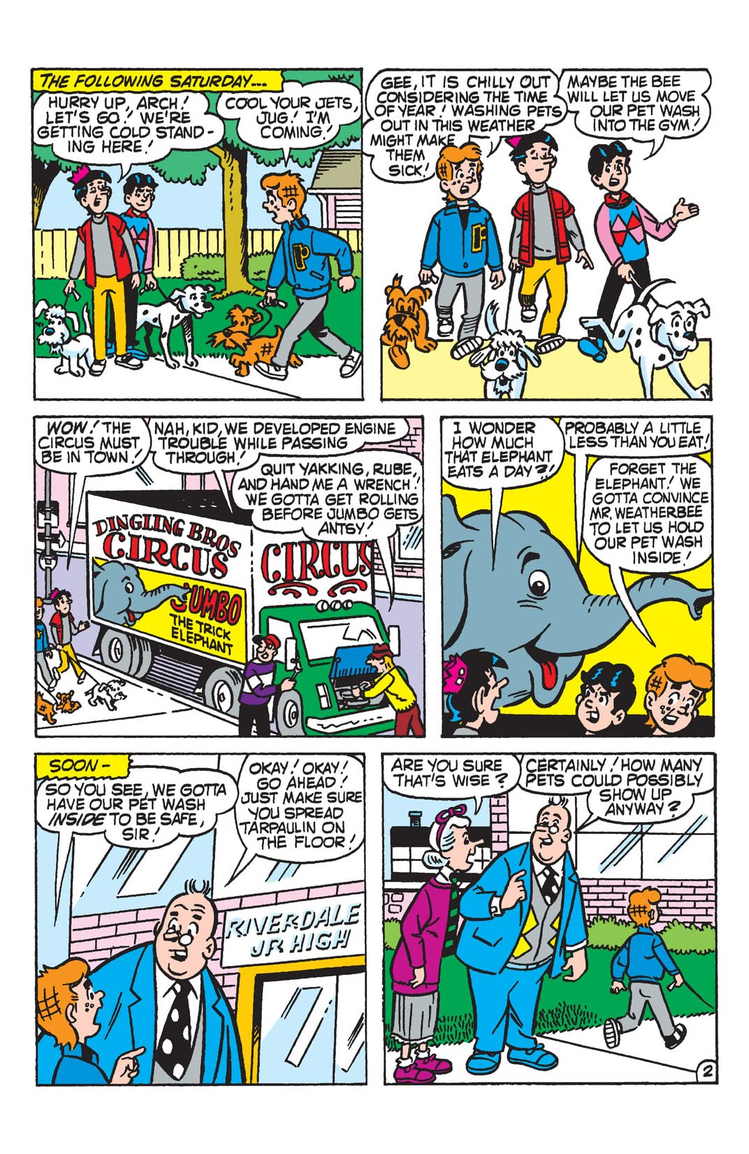 PEP Digital #54: The New Archies