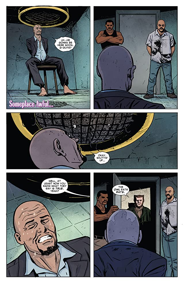 click for super-sized previews of The Superior Foes of Spider-Man #5