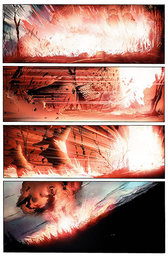 Ultimate Galactus Vol. 1: Nightmare