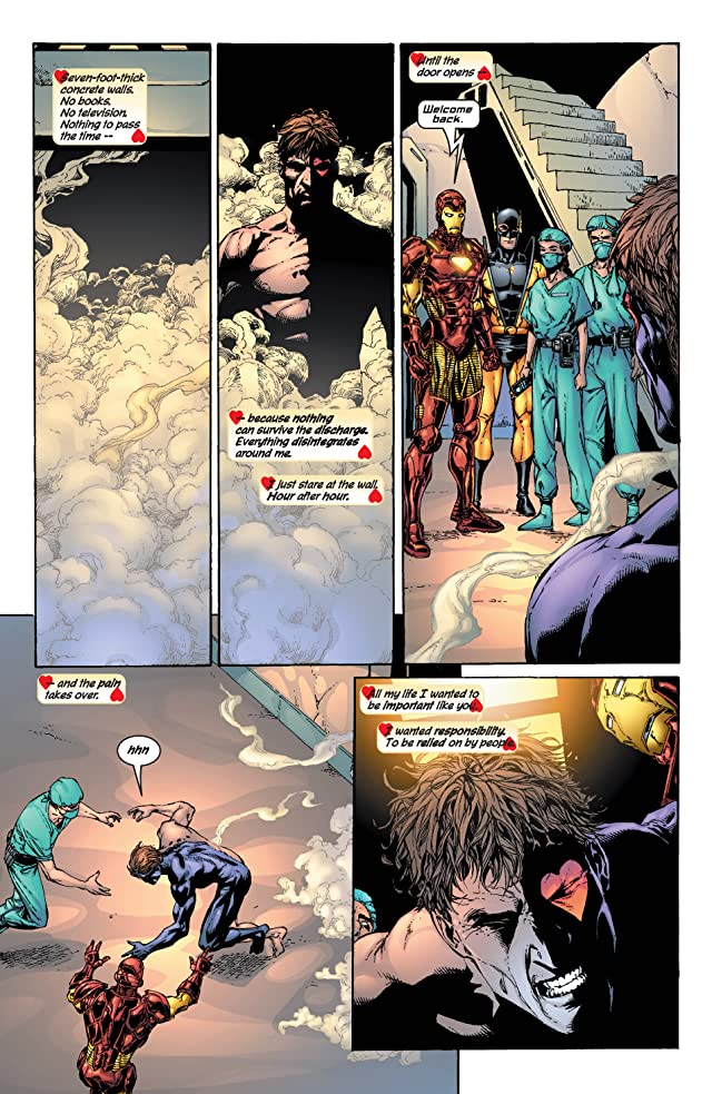 click for super-sized previews of Avengers: Standoff