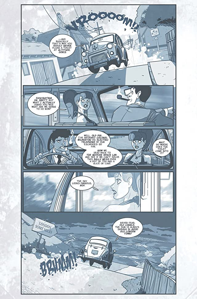 click for super-sized previews of It Came! #4