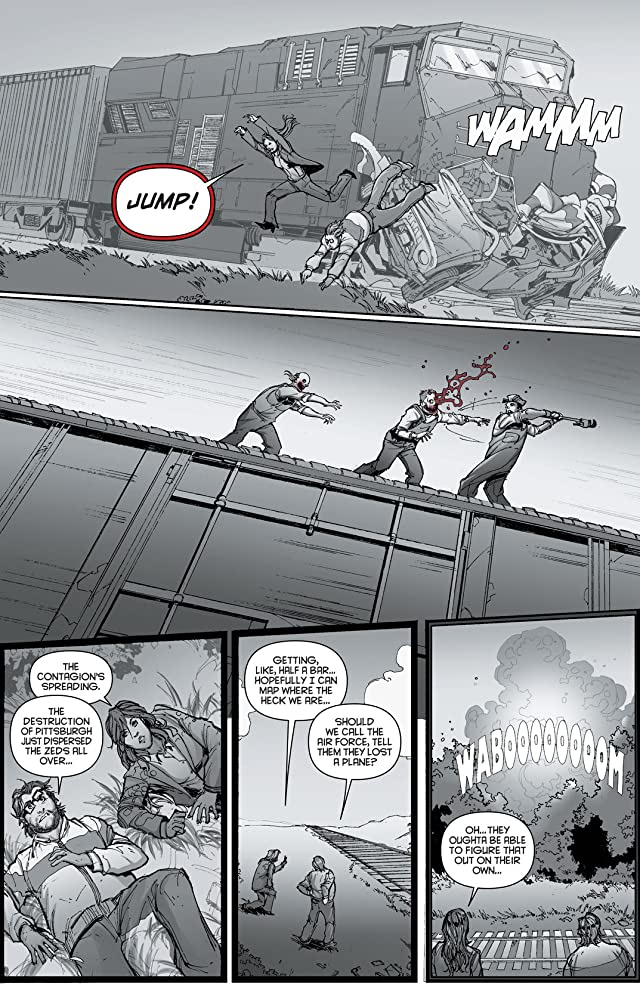 click for super-sized previews of The Mocking Dead #3: Digital Exclusive Edtion