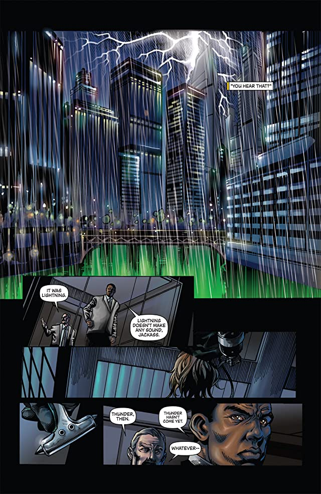 click for super-sized previews of The Green Hornet Strikes! #1