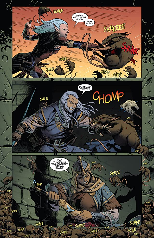 click for super-sized previews of Pathfinder #11