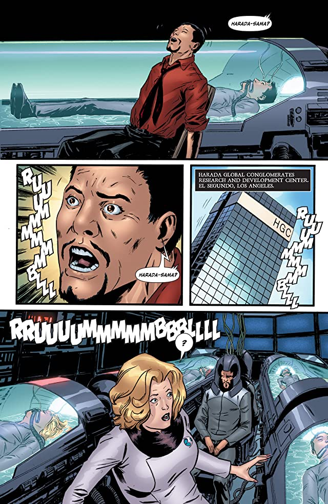 click for super-sized previews of Harbinger (2012- ) #18: Digital Exclusives Edition