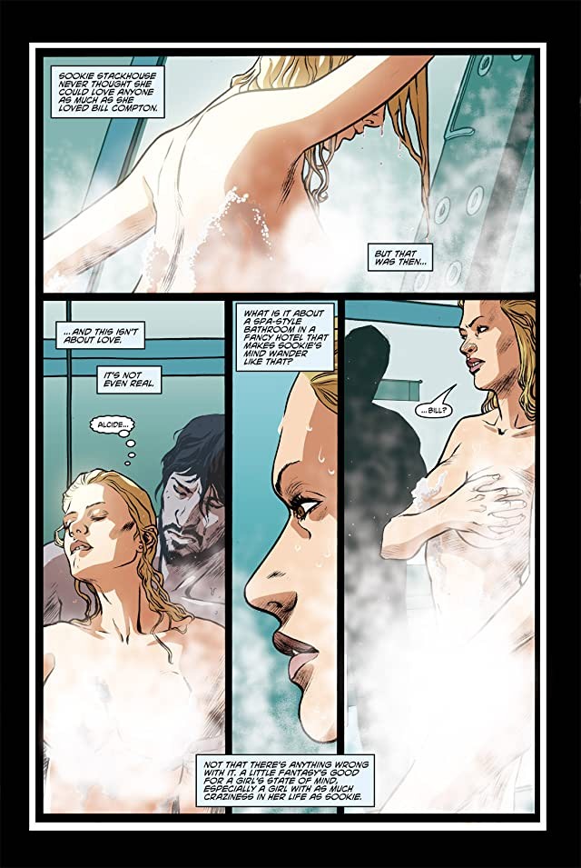 click for super-sized previews of True Blood Vol. 3: The French Quarter