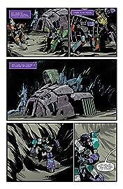 Transformers (2010-2011) Vol. 2: International Incident