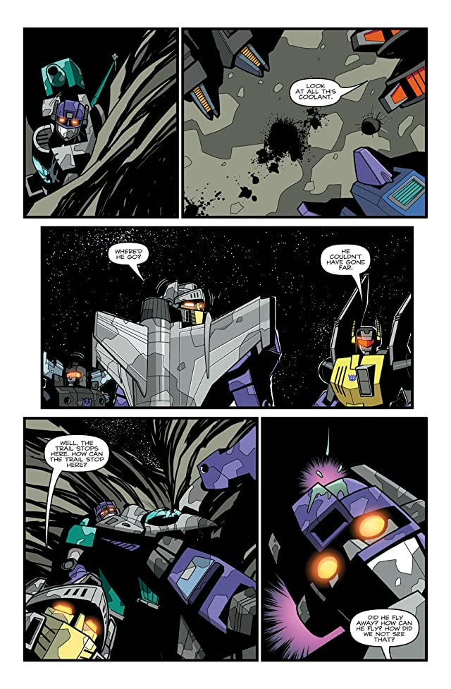 Transformers (2010-2011) Vol. 2: International Incident