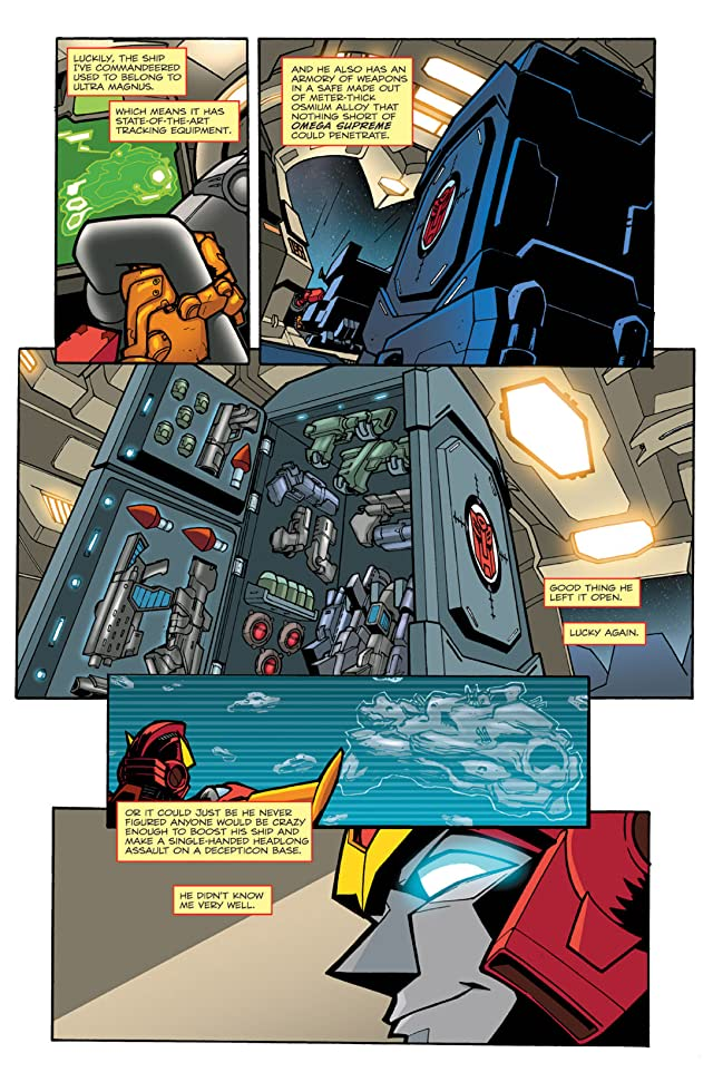 click for super-sized previews of Transformers (2010-2011) Vol. 3: Revenge of the Decepticons