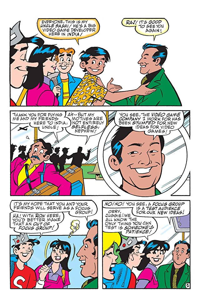 PEP Digital #90: Archie & Friends Family Reunion