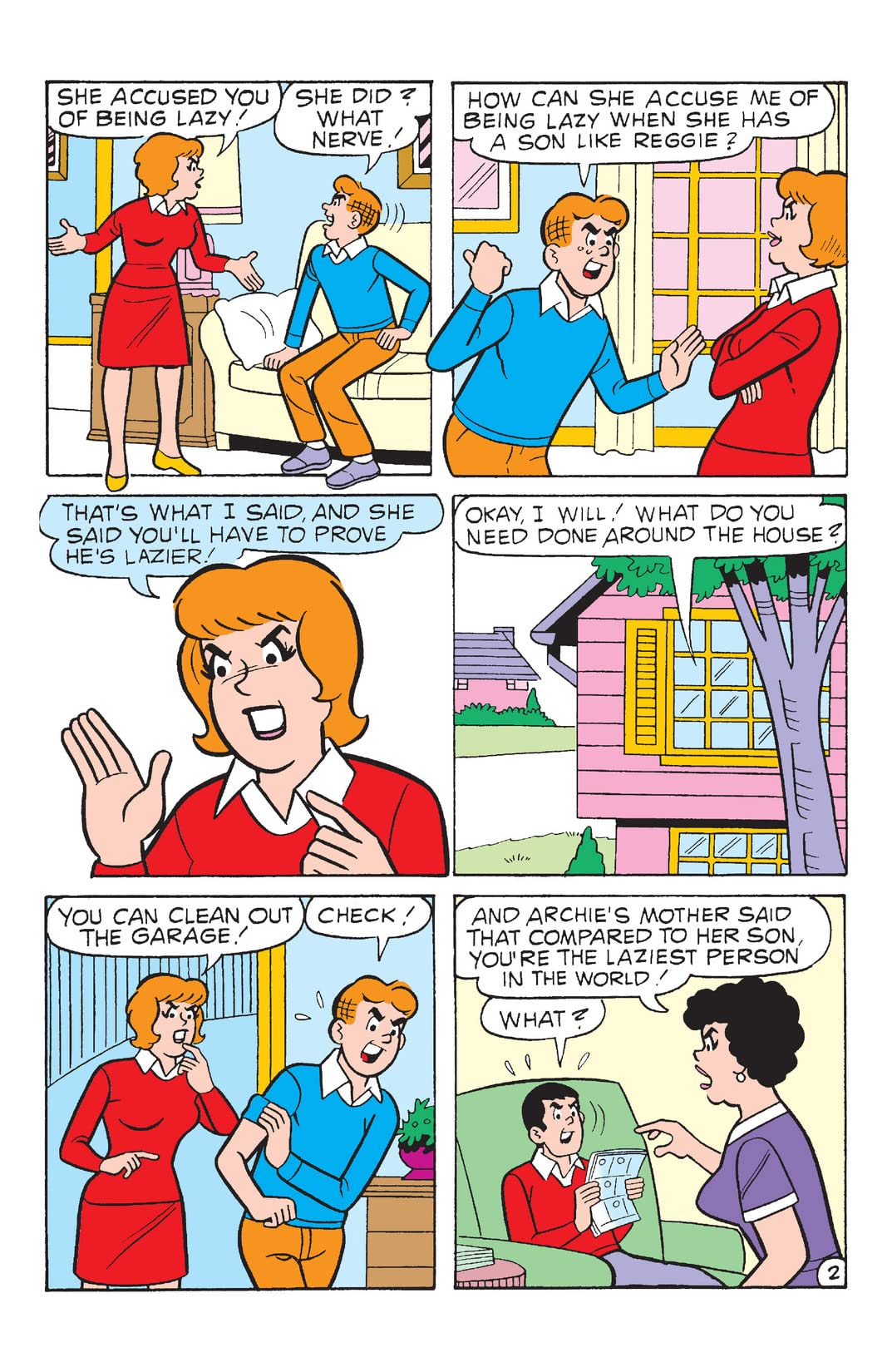 PEP Digital #44: Archie & Friends Family Values
