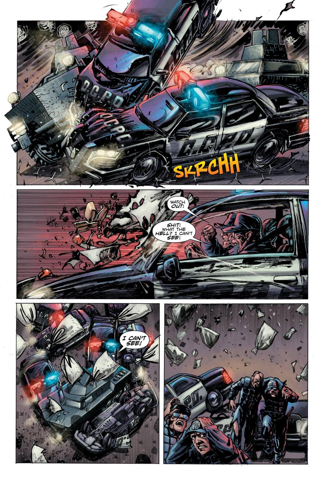 Robocop: Last Stand #4 (of 8)