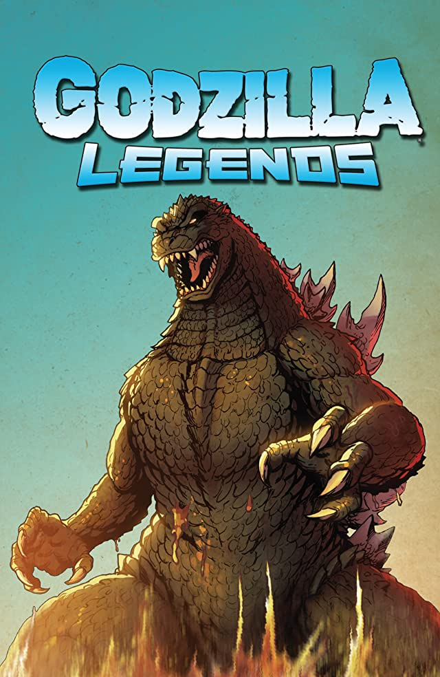 Godzilla: Legends Vol. 1
