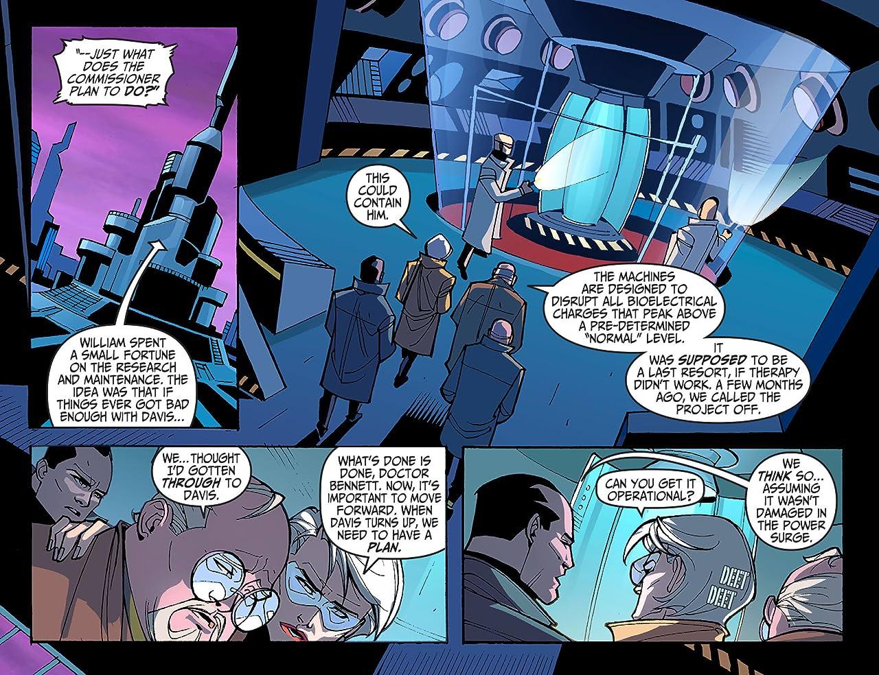 Batman Beyond 2.0 (2013-2014) #7