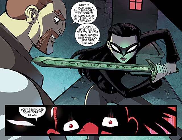 Beware the Batman (2013-2014) #1