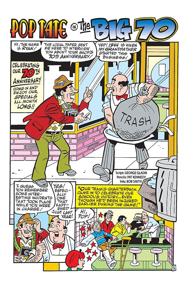 PEP Digital #77: Archie at the Choklit Shoppe