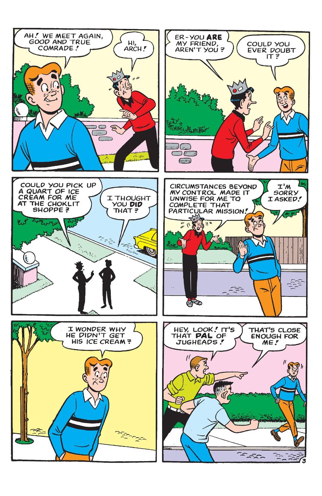 PEP Digital #80: Archie & Friends BRO-Mances