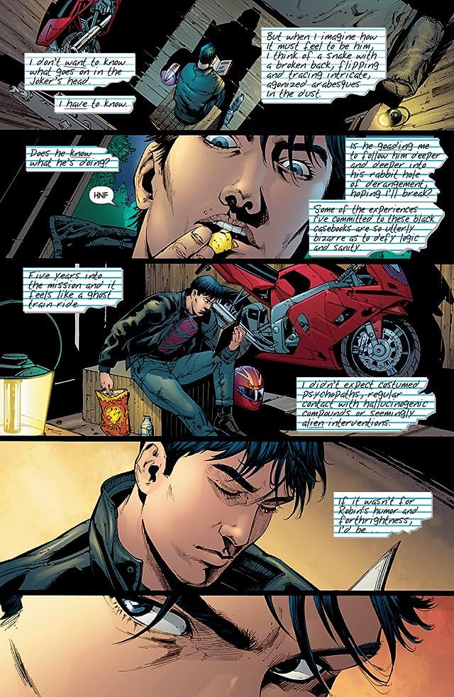click for super-sized previews of Batman (1940-2011) #678