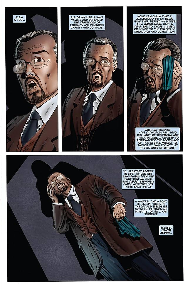 Zorro Rides Again Vol. 1