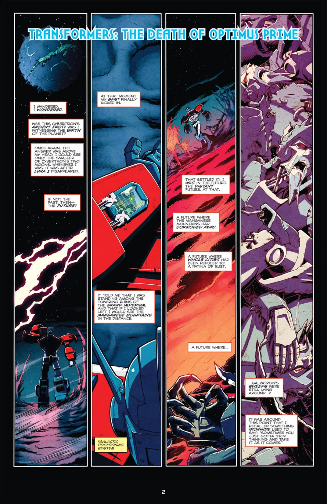 Transformers: More Than Meets the Eye (2011-) Vol. 1