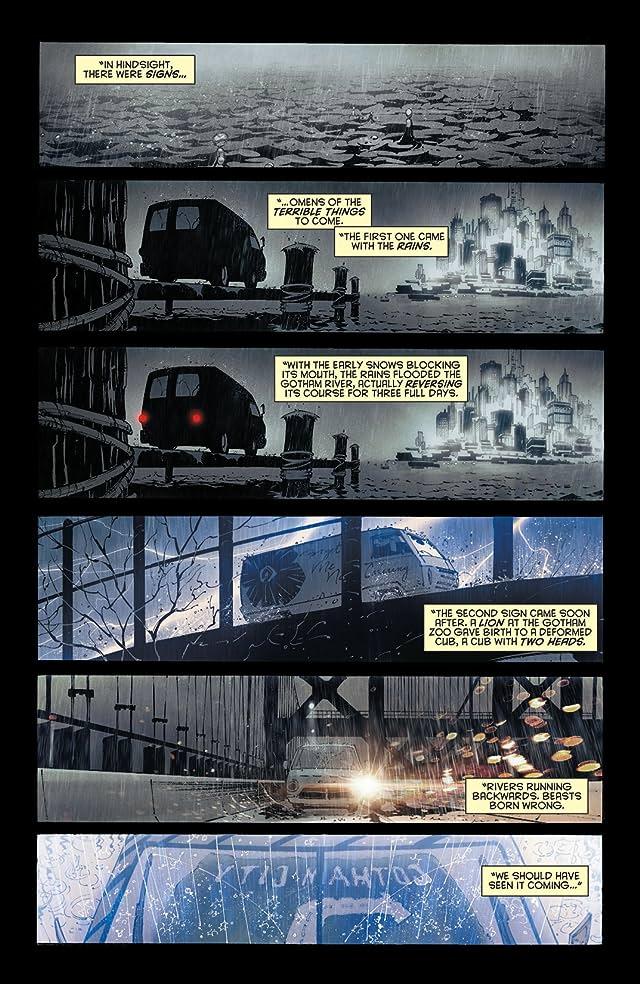 Batman (2011-) Vol. 3: Death of the Family