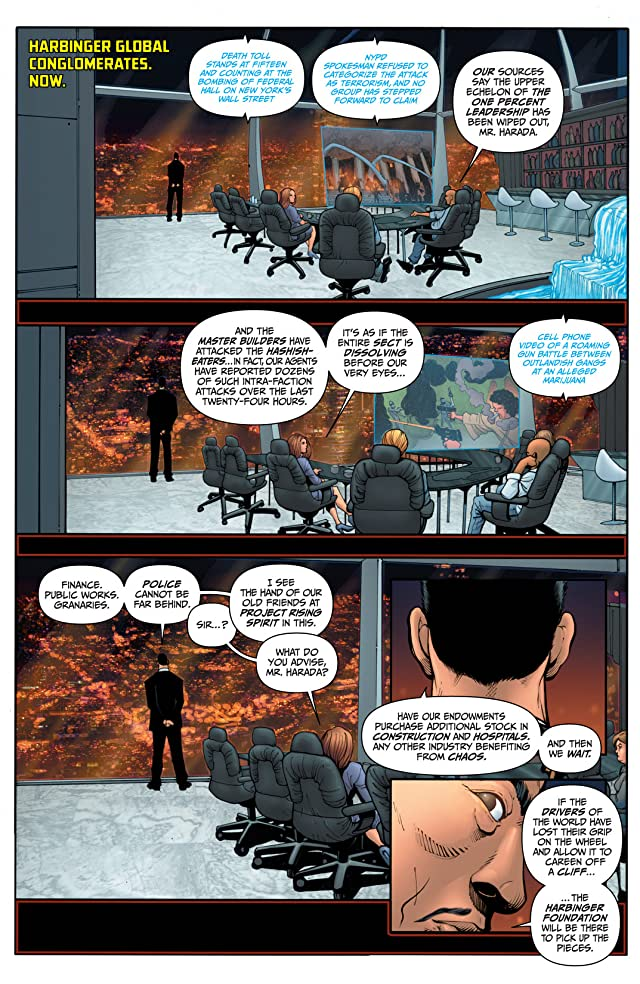 click for super-sized previews of Archer & Armstrong (2012- ) #15: Digital Exclusives Edition