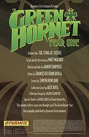 Green Hornet: Year One Vol. 1