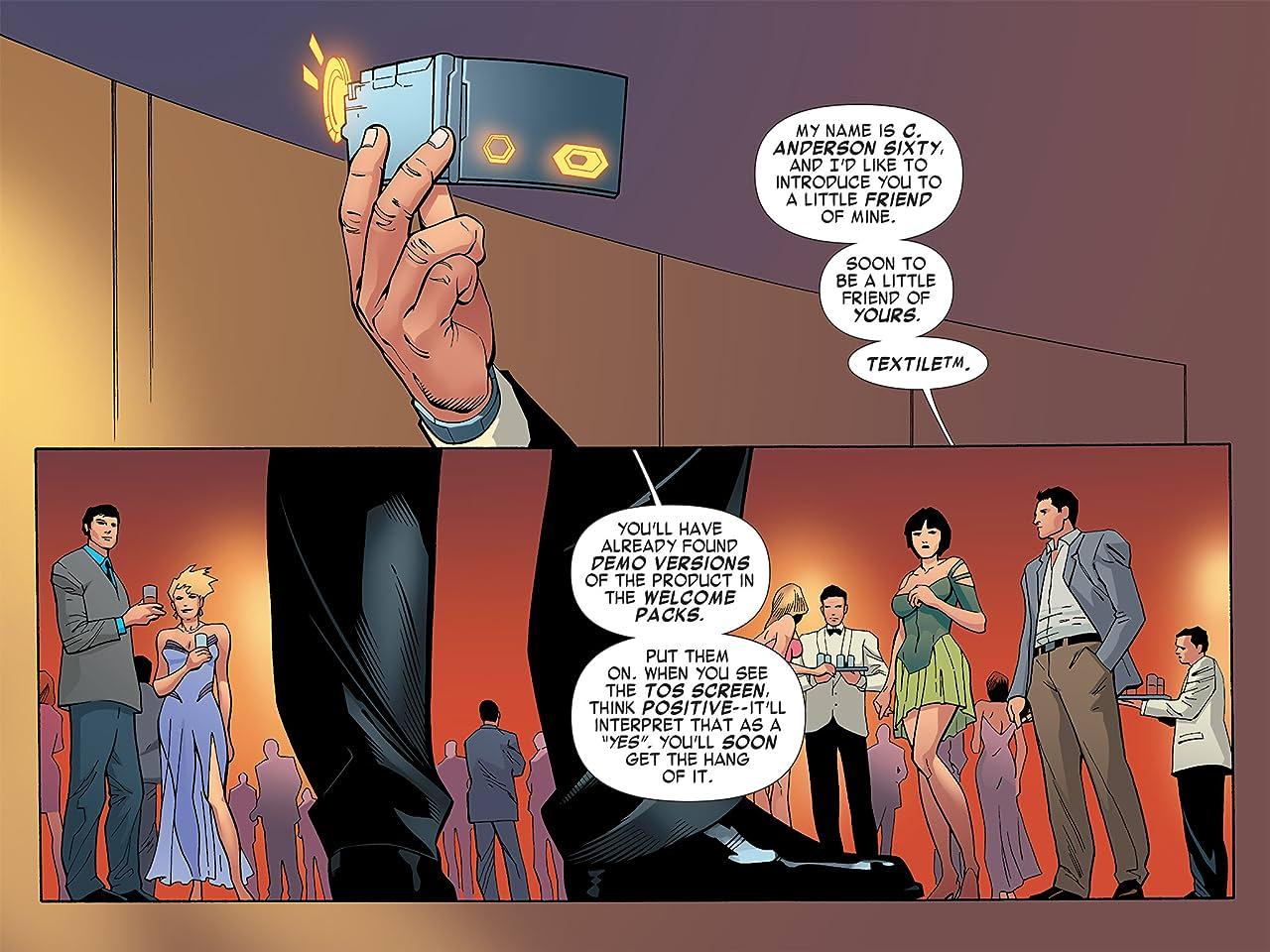 Iron Man: Fatal Frontier Infinite Comic #5