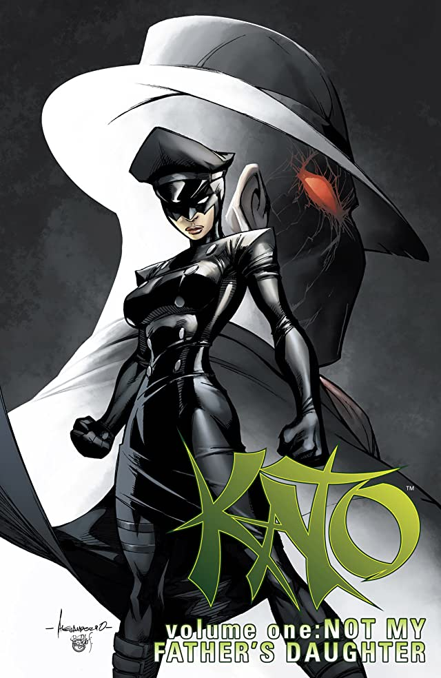 click for super-sized previews of Kevin Smith's Kato Vol. 1: Not My Father's Daughter