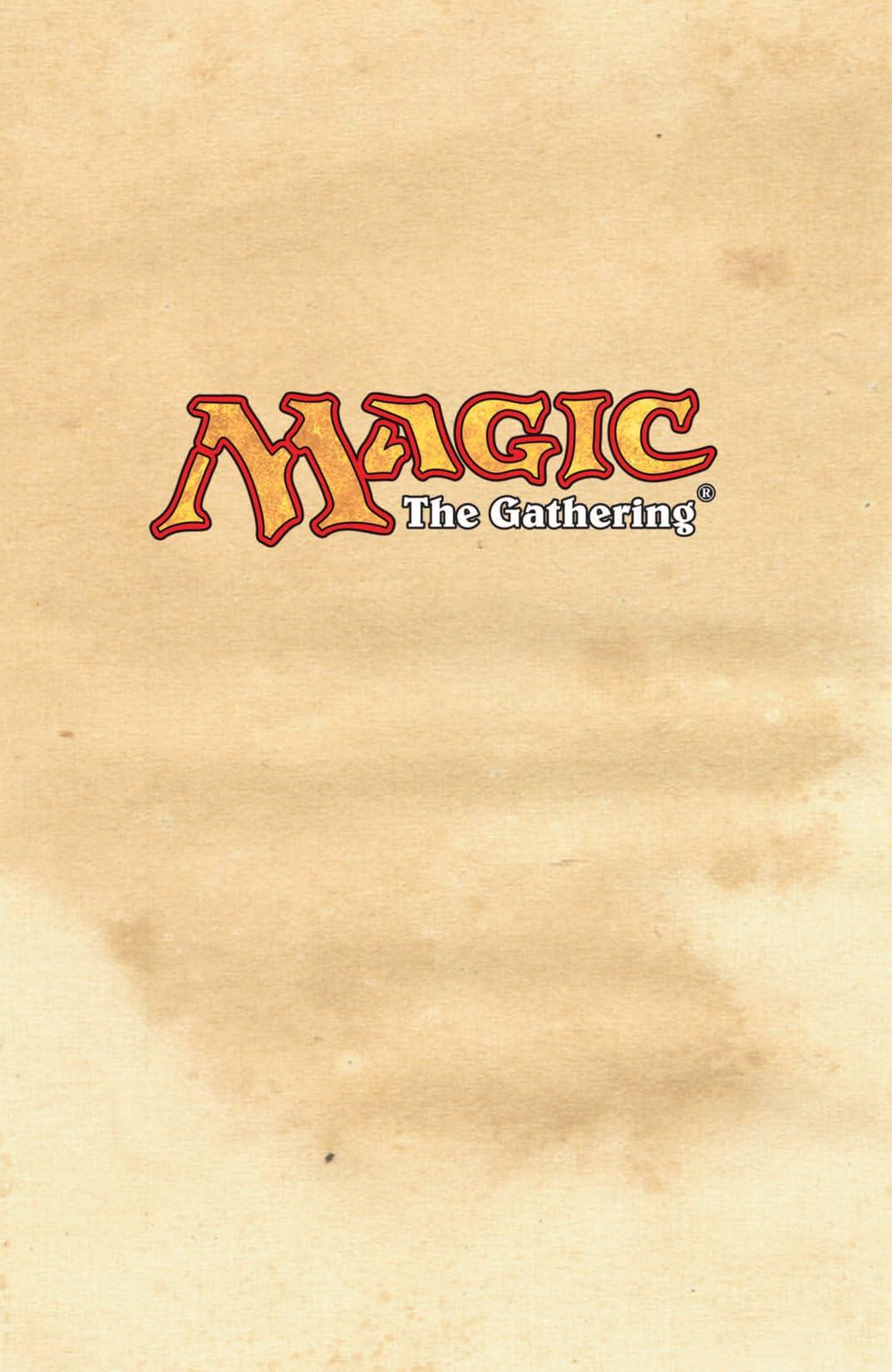 Magic the Gathering Vol. 1