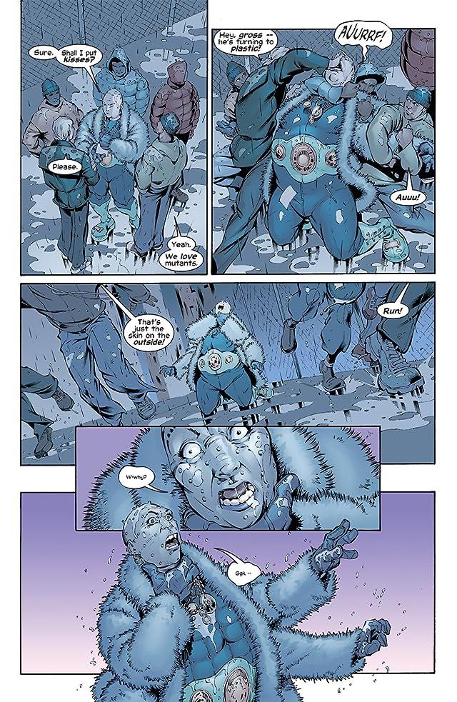 New X-Men Vol. 4: Riot At Xavier's