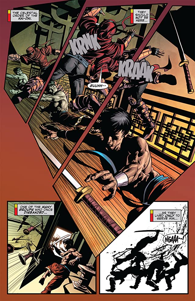 Secret Avengers Vol. 2: Eyes of the Dragon