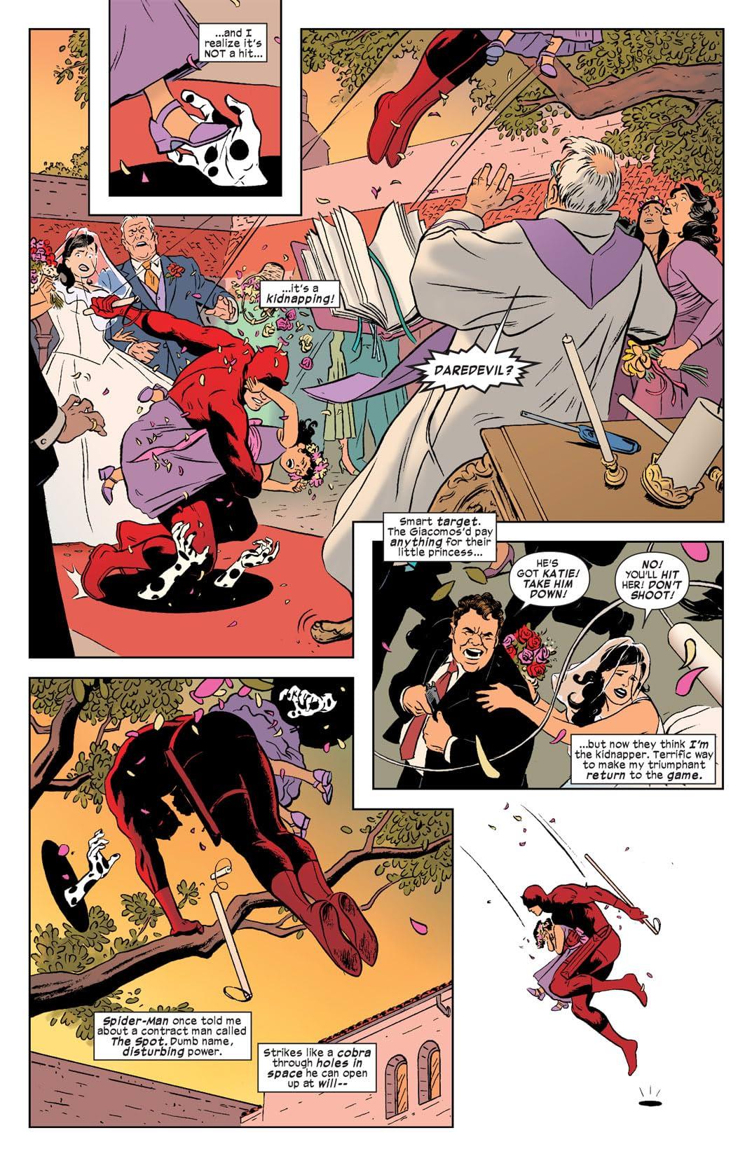 Daredevil By Mark Waid Vol. 1