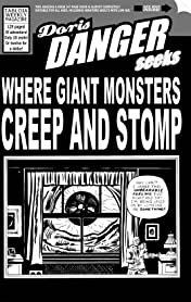 Doris Danger: Giant Monster Adventures