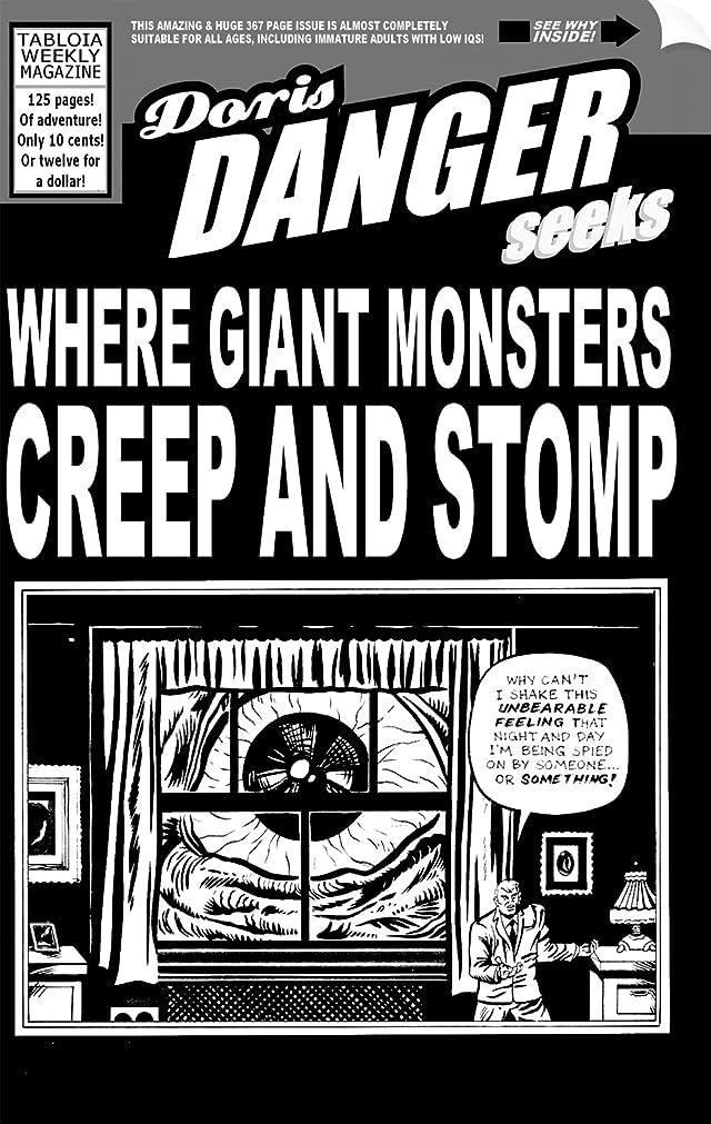 click for super-sized previews of Doris Danger: Giant Monster Adventures