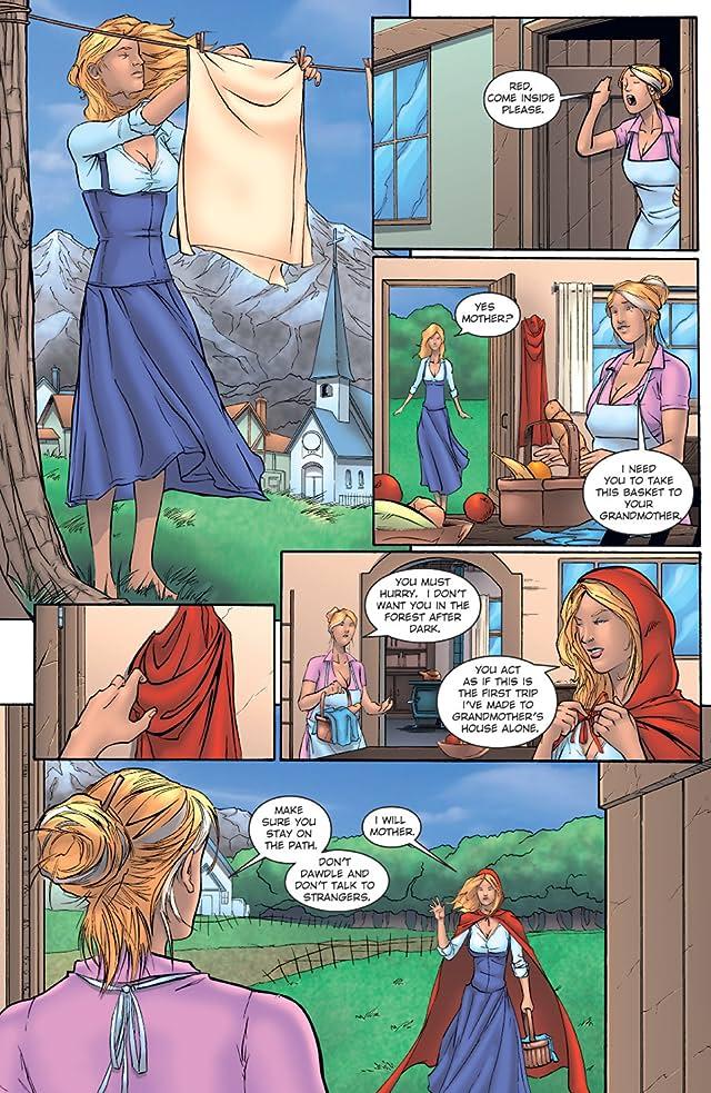 Grimm Fairy Tales Digital Omnibus Vol. 1