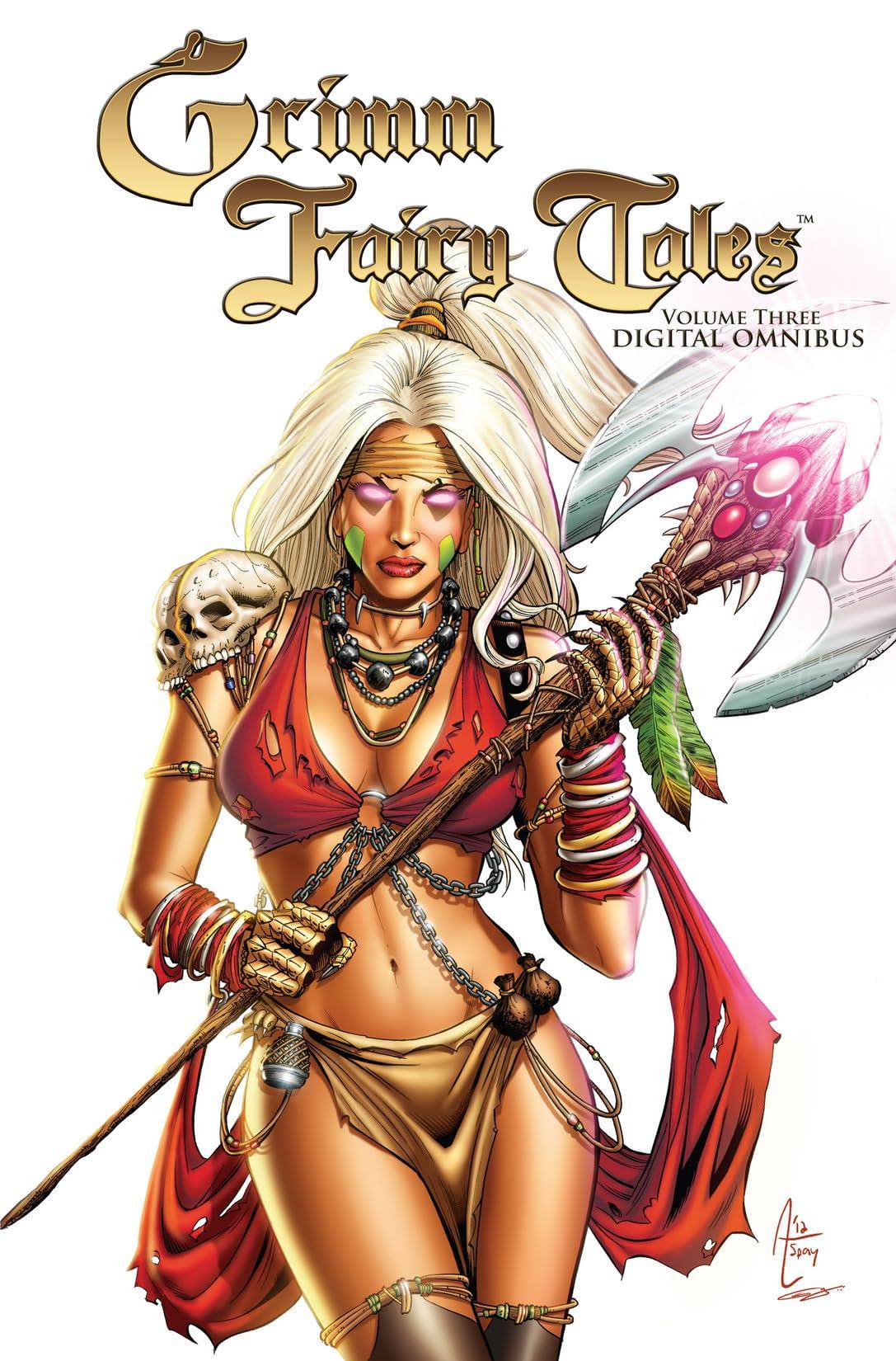 Grimm Fairy Tales Digital Omnibus Vol. 3