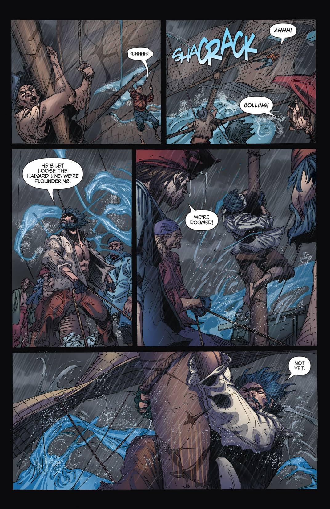 Blackbeard: Legend of the Pyrate King