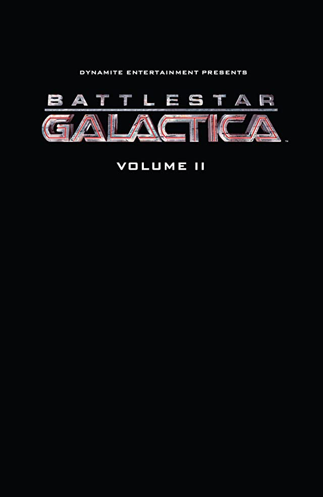 click for super-sized previews of Battlestar Galactica Vol. 2