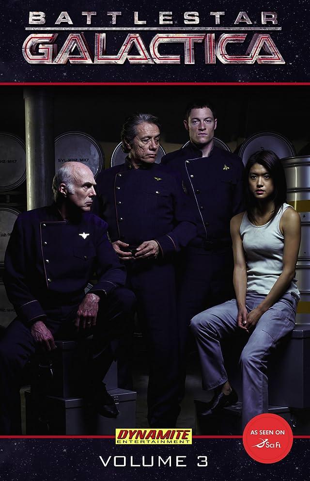 Battlestar Galactica Vol. 3