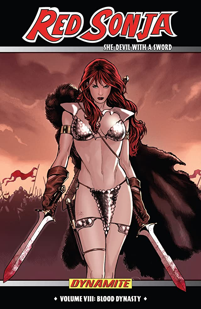 Red Sonja: She-Devil With a Sword Vol. 8: Blood Dynasty
