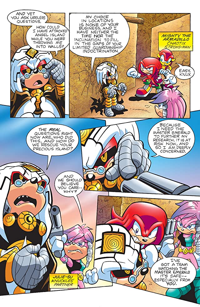 click for super-sized previews of Sonic Universe #11