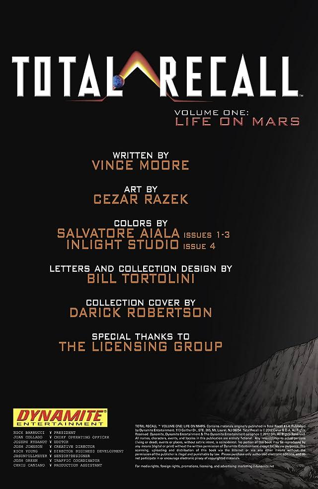 Total Recall Vol. 1