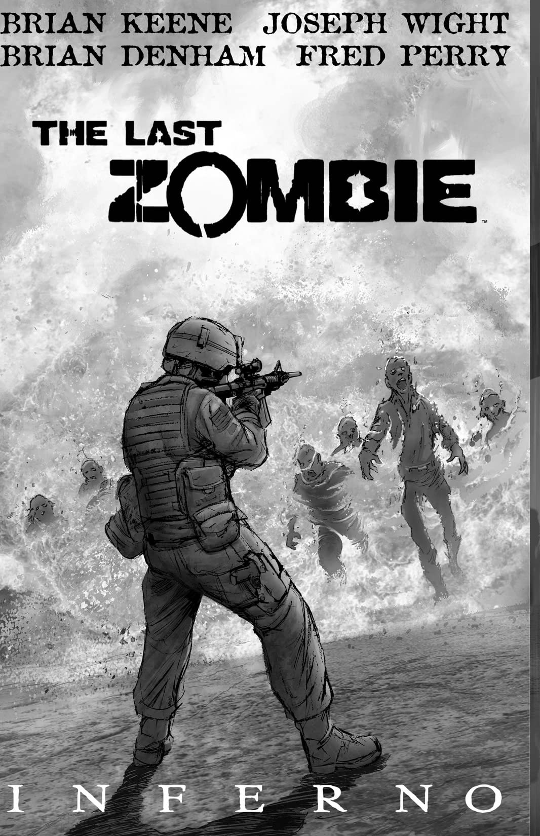 The Last Zombie: Inferno Vol. 2