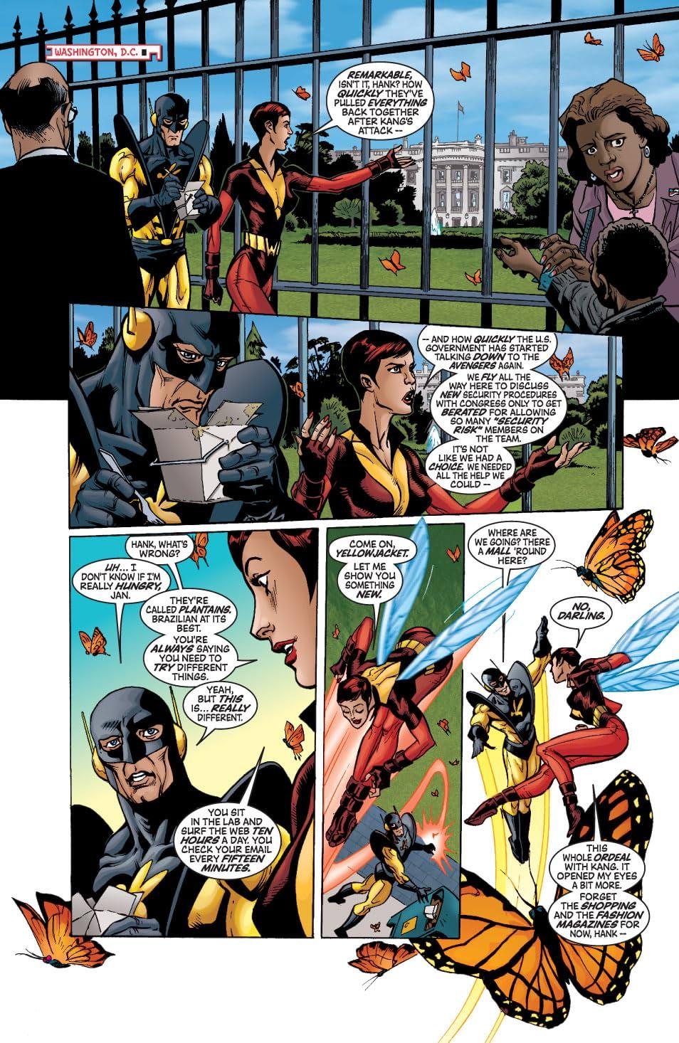 Avengers: World Trust