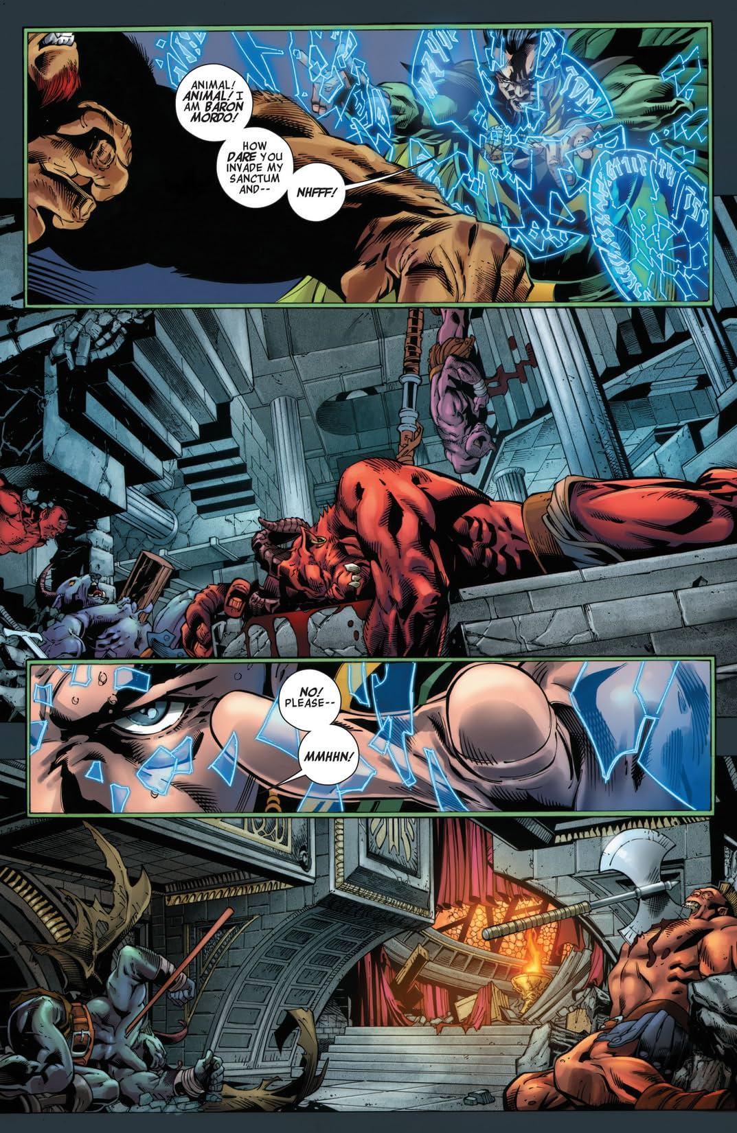 Iron Man/Thor: God Complex