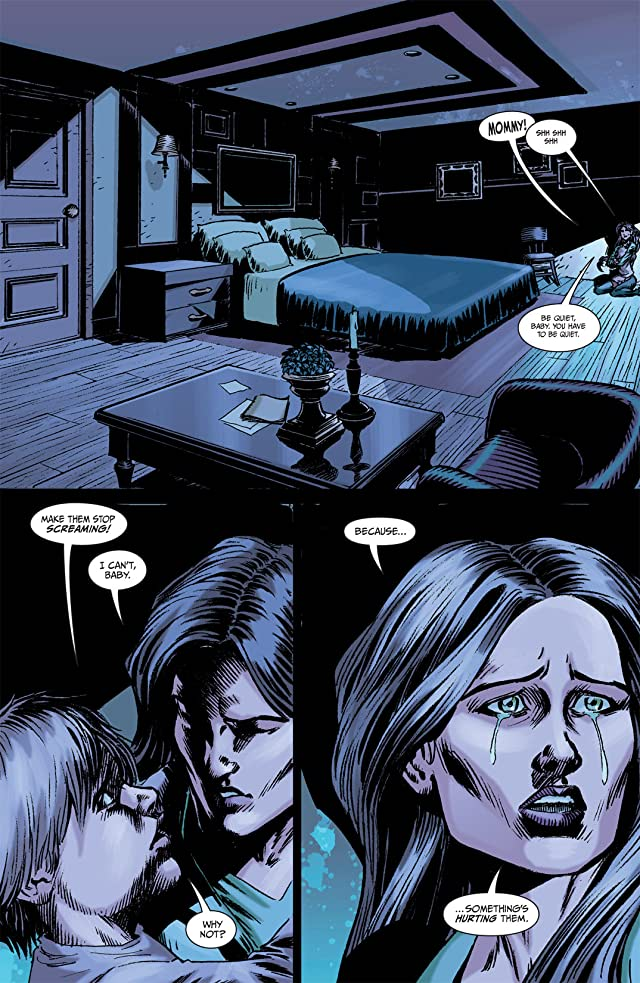 click for super-sized previews of The Calling: Cthulhu Chronicles #1 (of 4)