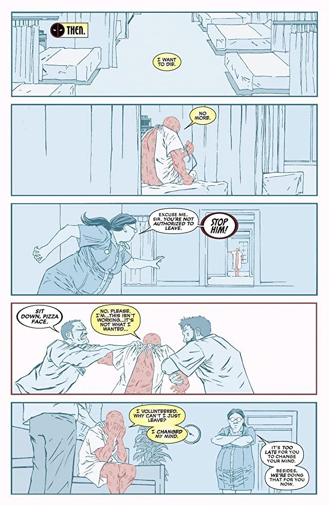click for super-sized previews of Deadpool (2012-) #19