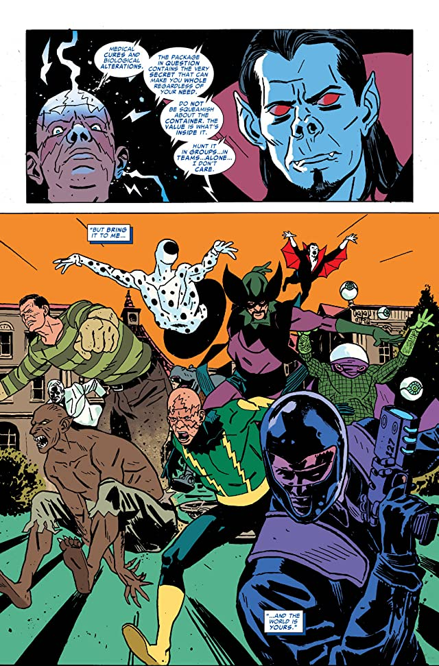 Spider-Man: Origin of the Species